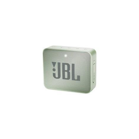 Altavoz Inalámbrico JBL Go 2 Menta