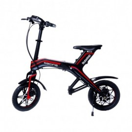 Scooter Eléctrico Robstep Racing 7000 Rojo