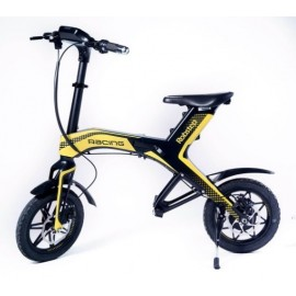 Scooter Eléctrico Robstep Racing 7000 Amarillo