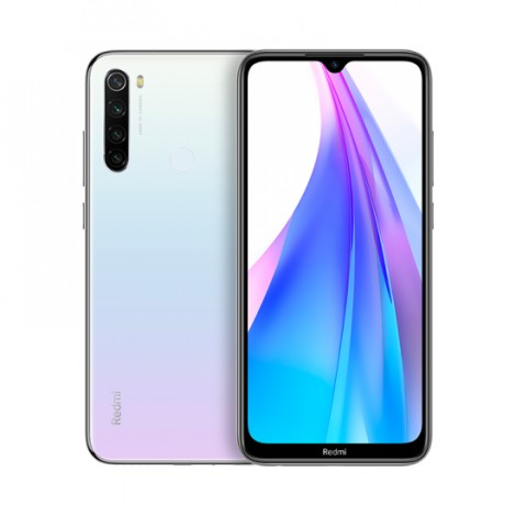 Xiaomi Redmi Note 8 4GB/64GB Negro