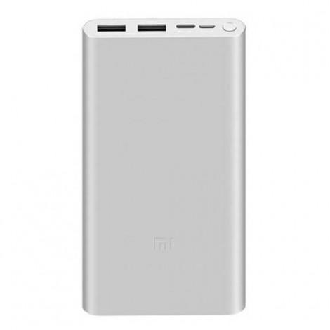 Xiaomi Mi 18W Fast Charge Power Bank 3 10.000mAh Silver