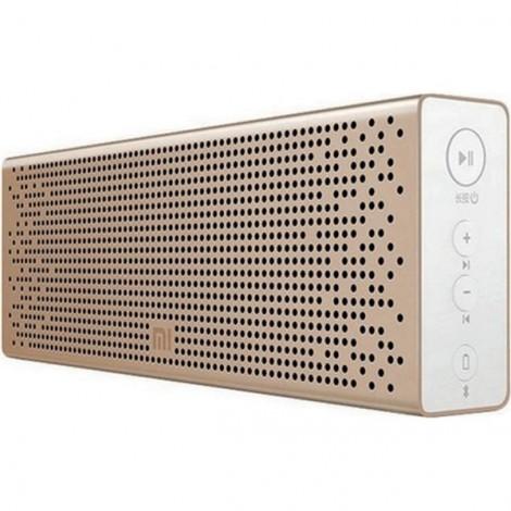 Altavoz Xiaomi Mi Bluetooth Speaker Gold