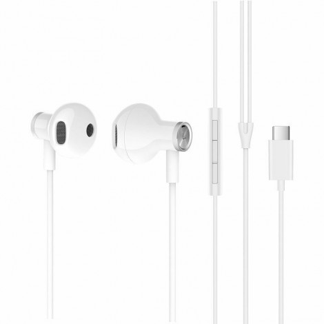 Auriculares Xiaomi Dual Driver Earphones Type-c Blancos