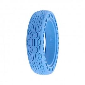 Neumático Sólido Whinck 8.5'' Azul Para Xiaomi Mija