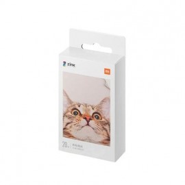Papel Fotográfico Xiaomi Mi Portable Photo Printer Paper 20und