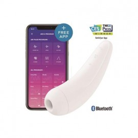 Estimulador Satisfyer Curvy 2+ White