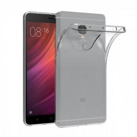 Funda para Xiaomi Redmi Note 4/4X Transparente Silicona