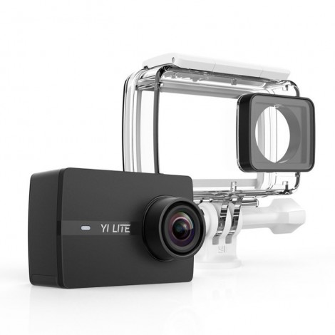 Yi Lite Action Camera Wateroroof Case Kit - MiCanarias