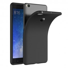 Funda para Xiaomi Mi Max 2 Silicona Negra