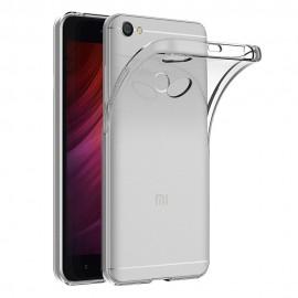 Funda para Xiaomi Redmi Note 5A Transparente Silicona