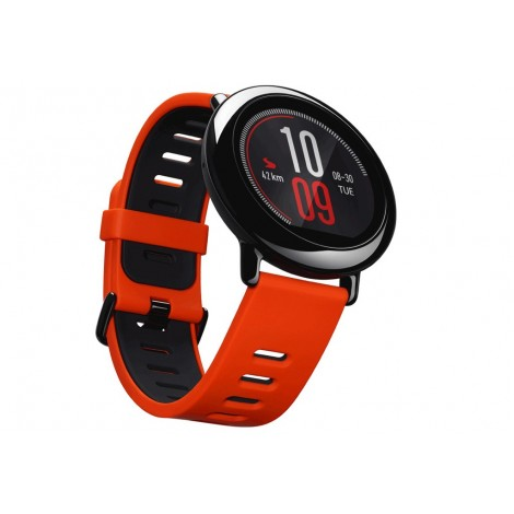 Smartwatch Amazfit Pace Red Sport Band - MiCanarias