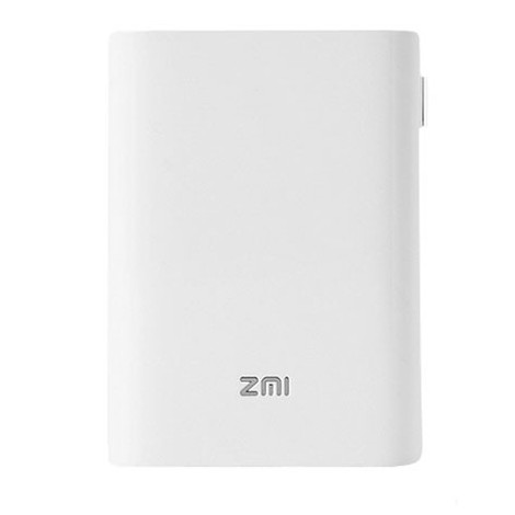 Xiaomi ZMi Power Bank 7800mAh + Router Wifi 4G Blanca
