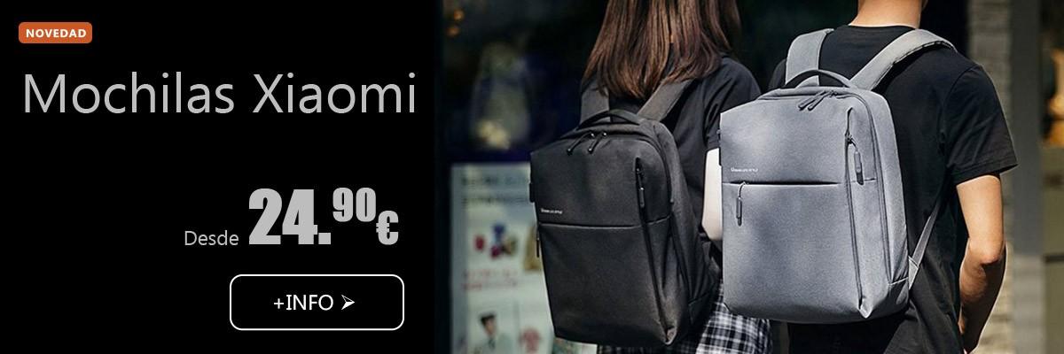 Oferta Mochilas Xiaomi