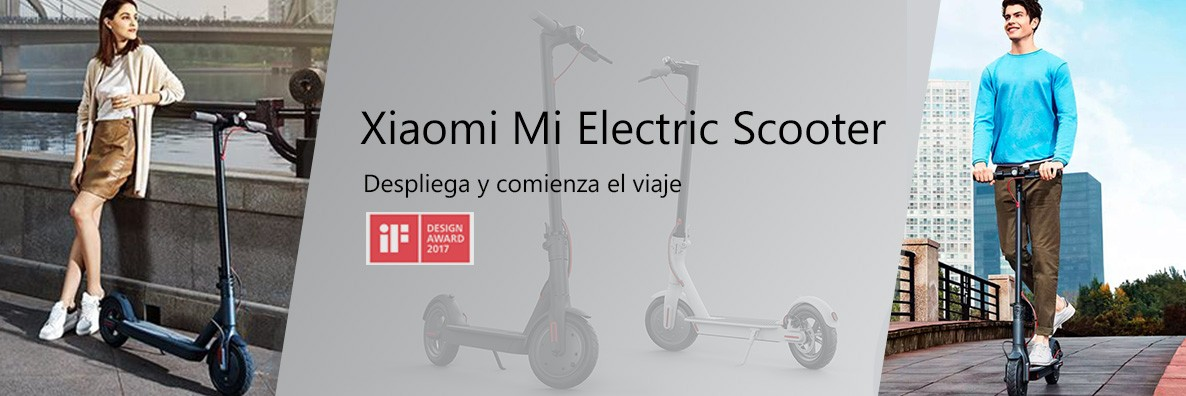 Oferta Mi Electric Scooter