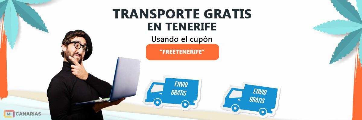 Transporte Gratis Tenerife
